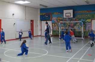 Gaa coaching with Niall